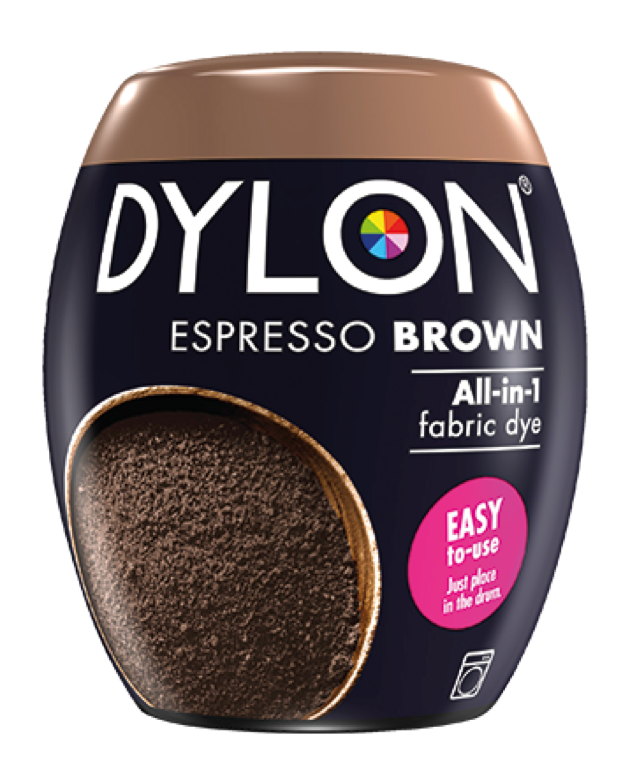 Dylon Machine Dye - Espresso Brown