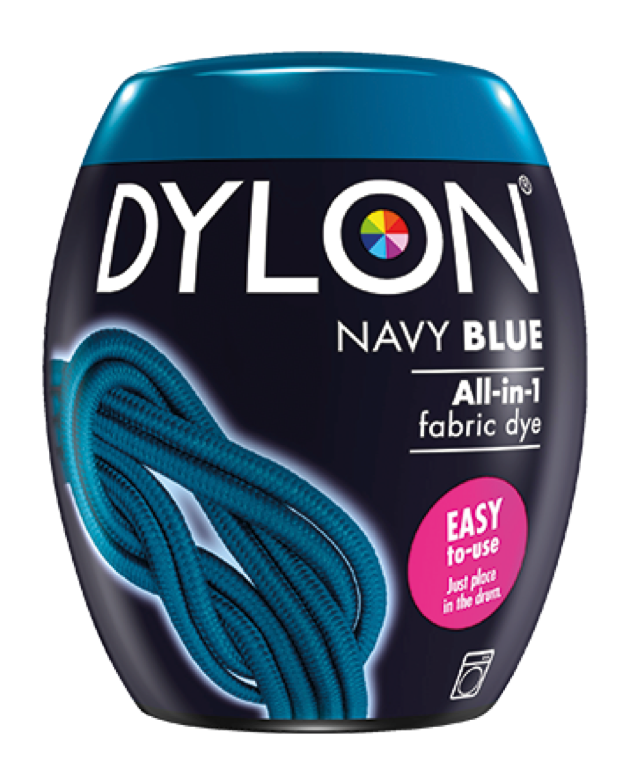 Dylon Machine Dye - Navy Blue
