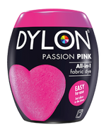 Dylon Machine Dye - Passion Pink