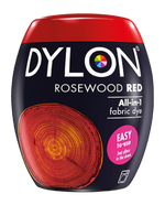 Dylon Machine Dye - Rosewood Red