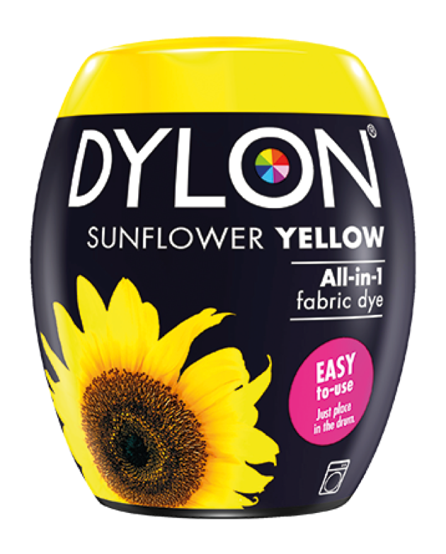 Dylon Machine Dye - Sunflower Yellow