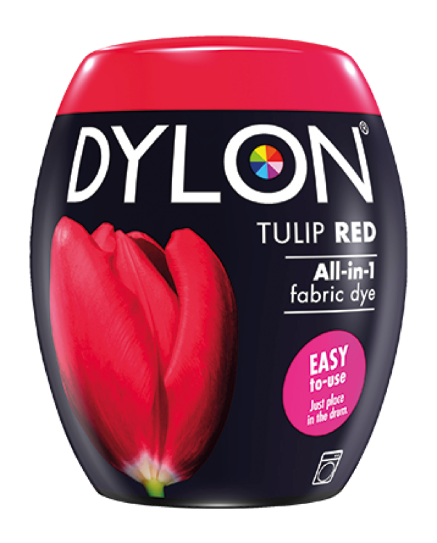 Dylon Machine Dye - Tulip Red