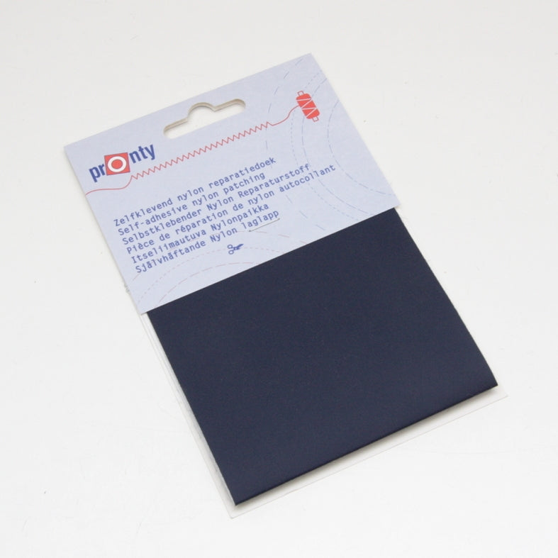 Self-Adhesive Synthetic Mending Patch - Navy