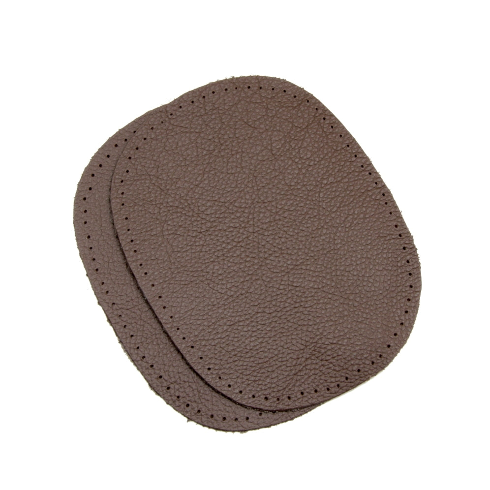 Kleiber Nappa Leather Elbow Patches - Brown