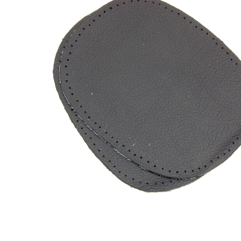 Kleiber Nappa Leather Elbow Patches - Navy