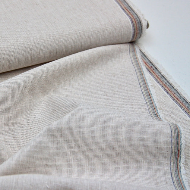 Essex Linen Mix Homespun - Natural