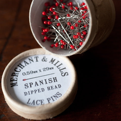 Merchant and Mills - Spanish Lace Pins