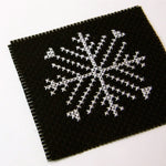 Snowflake Cross Stitch Set E