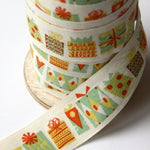 Alice Pattullo Christmas Presents Ribbon - By The Metre