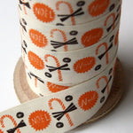 Alice Pattullo Christmas Candy Ribbon - By The Metre