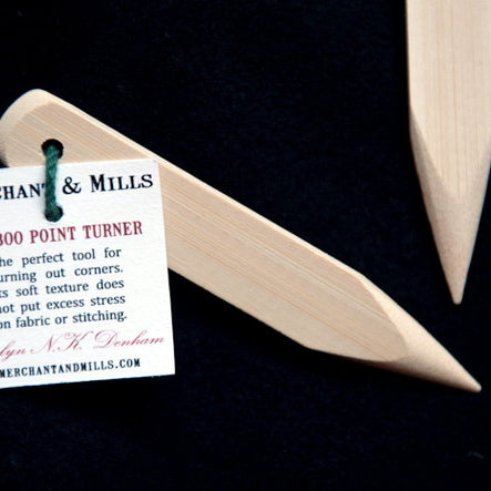 Merchant and Mills - Bamboo Point Turner