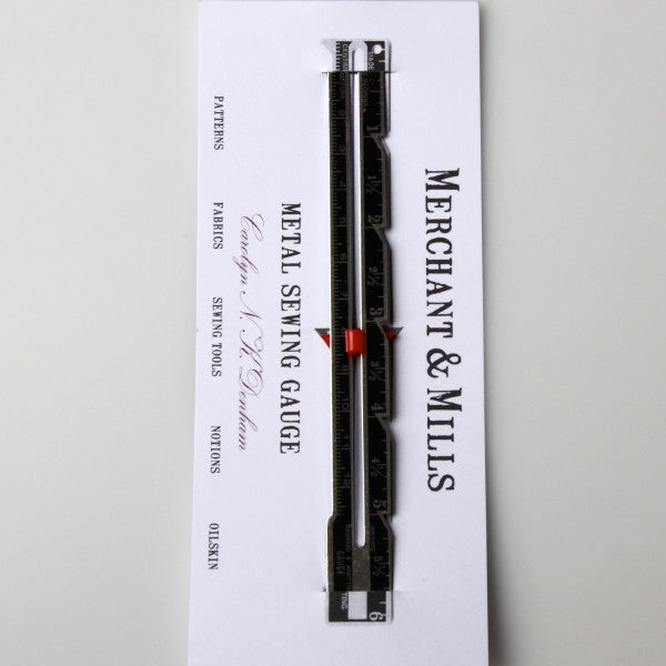 Merchant and Mills - Sewing Gauge