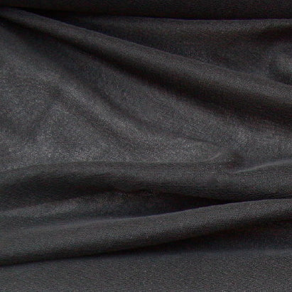 Jersey Fusible Interfacing - Black