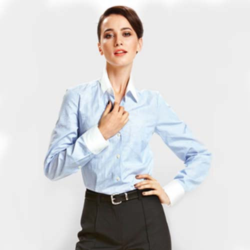 Burda 7136 - Formal Shirt