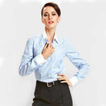 Burda Women's - 7136 Formal Shirt