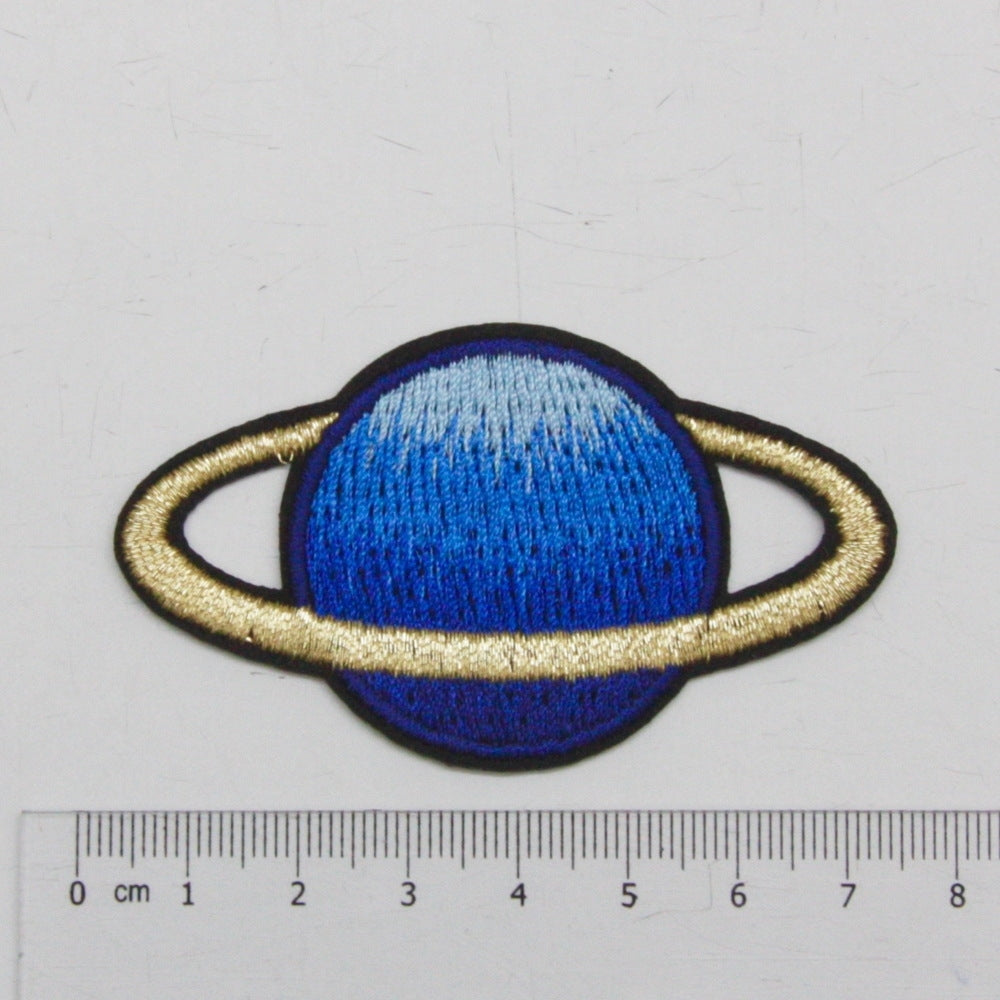 Iron-On Patch - Planet