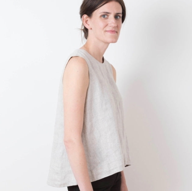 Grainline Studio - Hadley Tops
