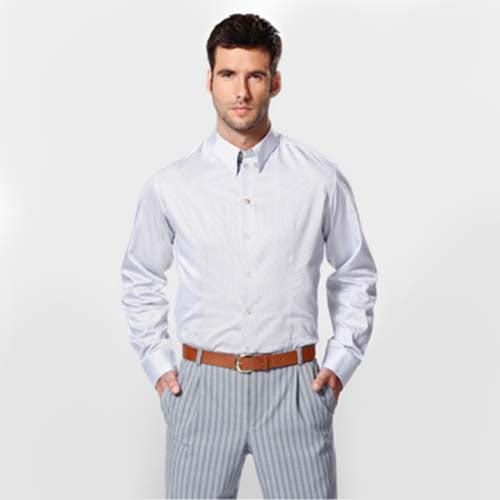 Burda Men's 7045 - Classic Shirts