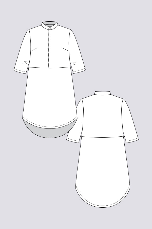Named Clothing - Helmi Tunic & Blouse