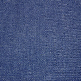 Hunslet Slight Stretch Cotton Denim - Bright Blue
