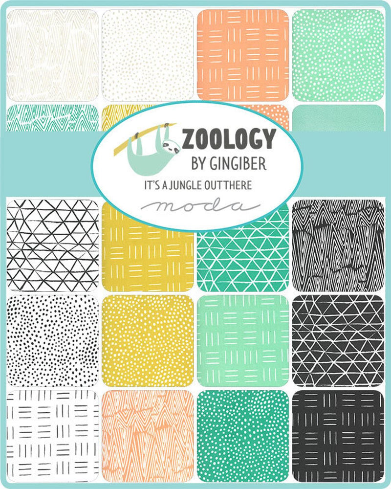 Zoology - Charm Pack