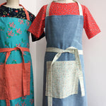 Children's Intro to Machine Sewing Part 1 - Make an Apron