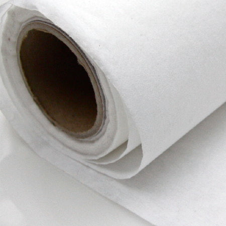 Non-Woven Fusible Interfacing - Heavyweight White