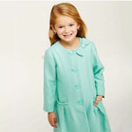 Simplicity Girl's 1174 - Box Pleat Dress & Coat