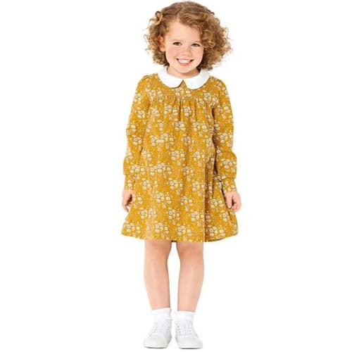 Burda Kids 9305 - Girl's Dress