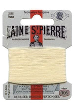 Wool Darning Thread - Ceruse 106