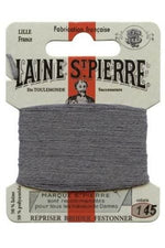 Wool Darning Thread - Medium Grey 145