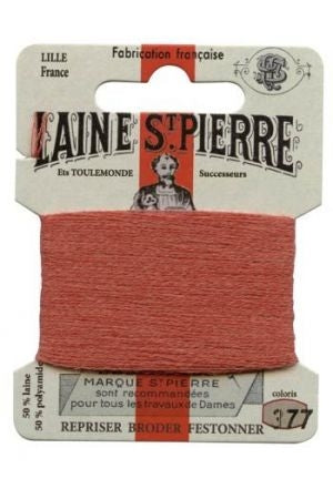 Wool Darning Thread - Red Lead 377