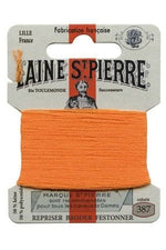 Wool Darning Thread - Mandarin 387