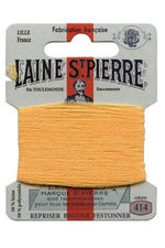 Wool Darning Thread - Saffron 414