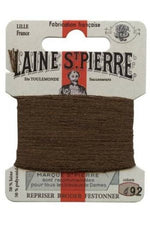 Wool Darning Thread - Brown 492