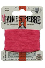 Wool Darning Thread - Cherry 506