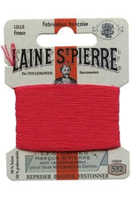 Wool Darning Thread - Raspberry 532