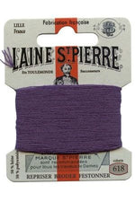 Wool Darning Thread - Blackcurrant 618