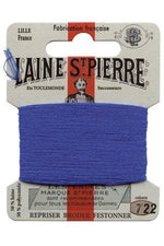 Wool Darning Thread - Gentian Blue 722