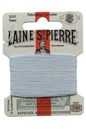 Wool Darning Thread - Azure 740