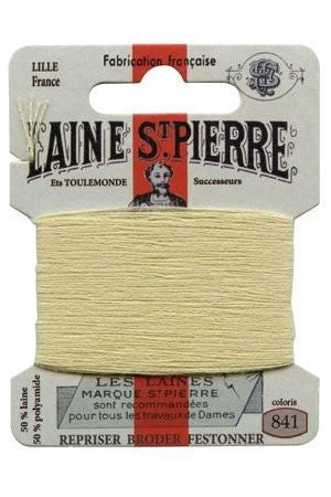 Wool Darning Thread - Lichen 841