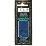 Decora Hand Embroidery Thread - Dark Blue 1575
