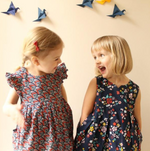 Made By Rae Kids - Geranium Dress