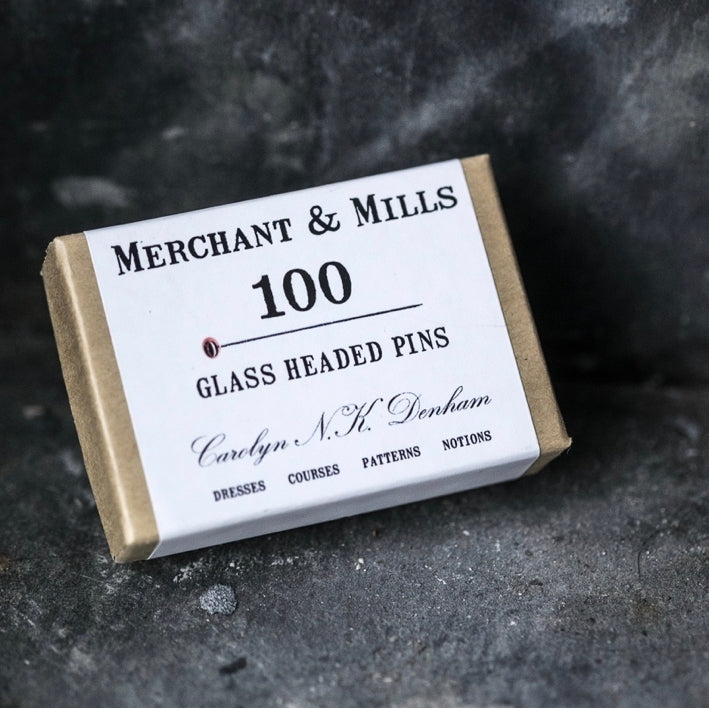 Merchant and Mills - Glass Headed Pins
