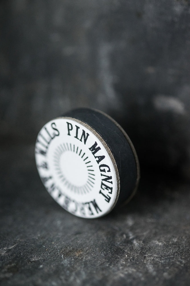 Merchant and Mills - Pin Magnet