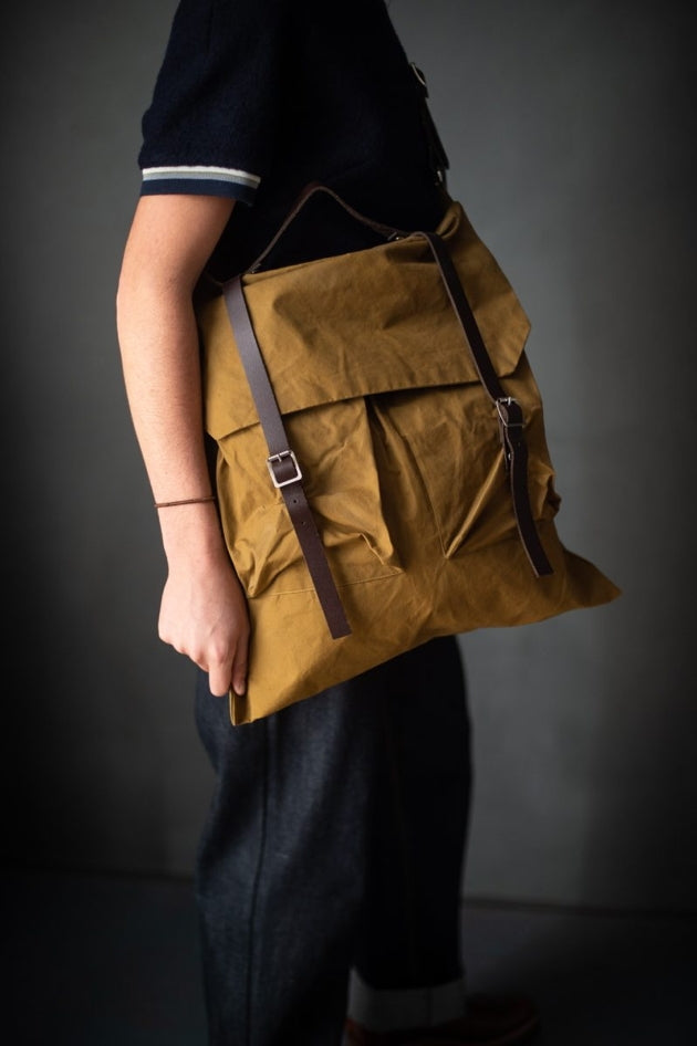 Merchant and Mills - RTR Rucksack/Cross Body Bag