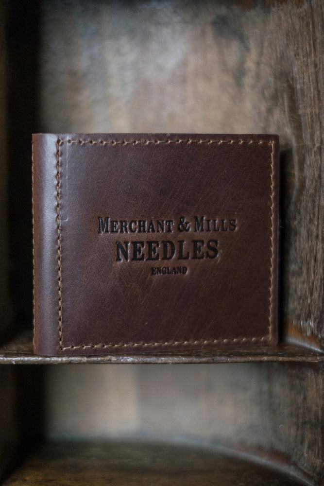 Merchant and Mills - Leather Needle Wallet