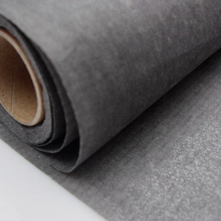 Non-Woven Fusible Interfacing - Lightweight Charcoal