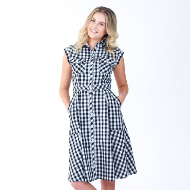 Megan Nielsen - Matilda Shirt Dress