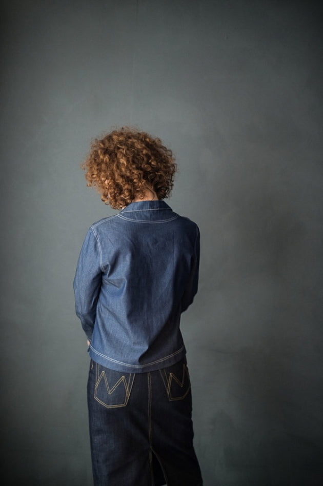Merchant and Mills Womenswear - The Clementine Skirt